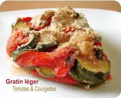 cuisiner des courgettes light gratin léger et rapide de tomates et courgettes cuisine et dépendances