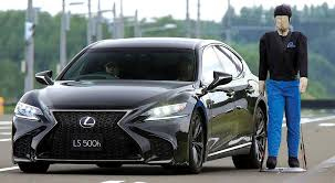 who is the in the lexus commercial visit our gloomy autonomous future in this lexus is commercial
