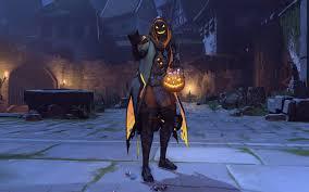 halloween horror nights meme trick or overwatch celebrate halloween blizzard style unpause asia