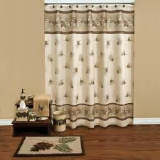 Bear Bathroom Accessories by Woolrich Woodlands Shower Curtain U0026 Accessories Cabin Place