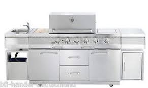 aussenküche edelstahl allgrill professional gasgrill aussenküche outdoorküche edelstahl