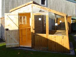 lean to shed and greenhouse google search garden pinterest