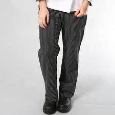 pantalon de cuisine homme pantalons de cuisine femme