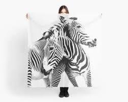 zebra print scarf etsy