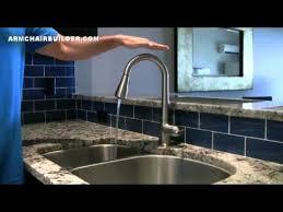 moen touch kitchen faucet moen motionsense faucet review