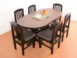 6 Seater Dining Table For Sale In Bangalore Shirken Solid 6 Seater Dining Table Set Buy And Sell Used
