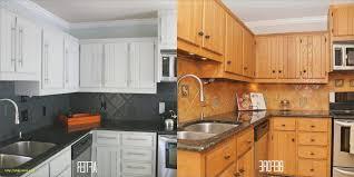 renovation cuisine bois avant apres peinture renovation cuisine nouveau étourdissant renovation cuisine