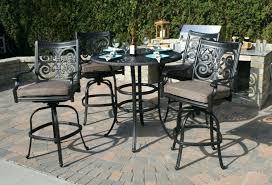Patio Furniture Cast Aluminum Patio Ideas 36 Round Cast Aluminum Patio Table Octagon Patio