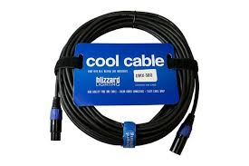 cool cables dmx 50ft 3 pin blizzard lighting