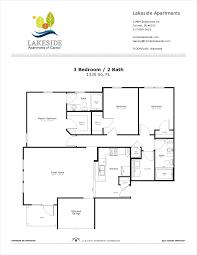 wawasee 3 bedroom floor plan property name 3 beds 2 baths
