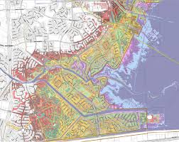 Google Maps Ralph Mueller by Tornado Warning Including Oak Island Tx Double Bayou Tx Until 11