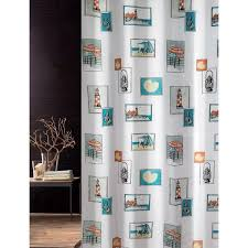 Snoopy Shower Curtain by