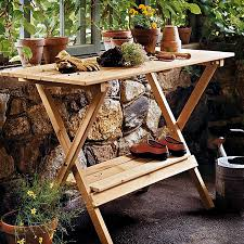 Cypress Outdoor Furniture by Potting Bench At Jackson U0026 Perkins