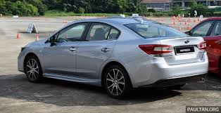 2017 subaru impreza hatchback 2017 subaru impreza launched in singapore u2013 sedan and hatchback