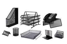 jastek mesh desk accessories home s office supplies desk accessories
