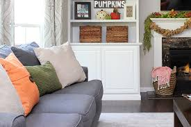 How To Decorate Your House For Fall - when do you decorate for holidays how to nest for less