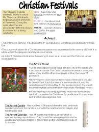 religious studies paper 2 christianity ppt