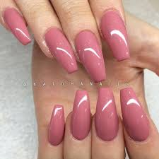 25 trending pink nails ideas on pinterest pink nail designs