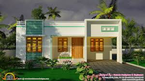 bedroom small budget house plan kerala home design floor plans
