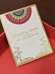 Best Indian Wedding Cards Traditional Indian Wedding Invitations Paperinvite