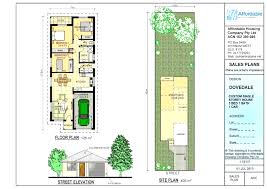plans house for sloping lots 3 level three and story home corglife