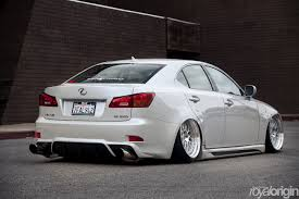 stanced 2014 lexus is250 zedd performance wheels u2013 royal origin