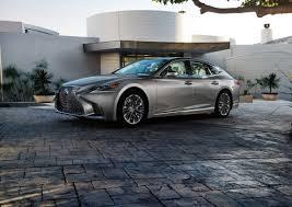 xe oto lexus cua hang nao ls 2018 ra mắt tái định nghĩa đẳng cấp xe sang của lexus