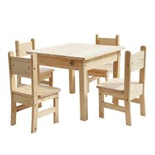 Table And Chair Sets Lil U0027 Play Kids Table And Chair Set