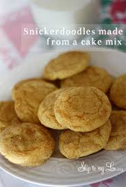 download recipe for cookies from cake mix food photos