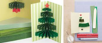 3d christmas cards another handmade christmas tree card scraplifters