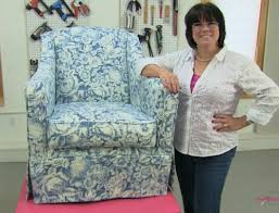 How To Reupholster A Wingback Armchair How To Reupholster A Wingback Chair Kim U0027s Upholstery