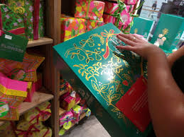lush 12 days of christmas advent calender beauty and the best of