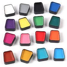 professional face paint kit for kids u2013 mega 16 color palette u2013 30
