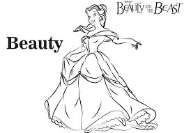 belle coloring pages coloringsuite com