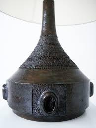 Octopus Lamp Wouter Harvey Amphora Lamp Base St Andries 1960 U0027s