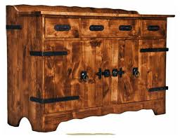 kitchen sideboard cabinet mango wood village style kitchen decoration with monterey rustic