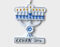 hanukkah ornaments hanukkah ornament etsy
