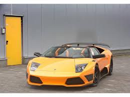 Lamborghini Murcielago Orange - 2009 imsa murcielago spyder conceptcarz com