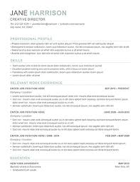 Resume Examples Work Experience by Resume Examples For Job Seekers In Any Industry Limeresumes