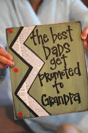 great dads get promoted to best s get promoted to card