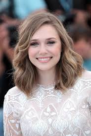 hairstyle square face wavy hair pretty medium length hairstyles with layers for thick wavy hair