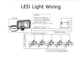 wiring lights in series wiring diagram recessed lighting series parallel trailer work