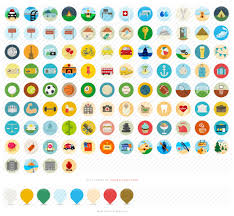 Map Pins Map Pins Flat Icons Set Isometric City Map Builder Vector Map