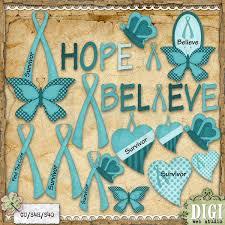 teal ribbons awareness ribbons teal 1 clip by digi web