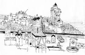 sketches u2014 j h ryu