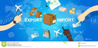 World Map Com by Export Import Global Trade World Map Market International Stock