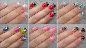nail art gallery my first nail designs nailart naildesign
