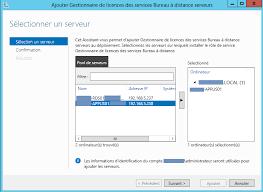 service bureau distance installation d une passerelle rds tse sous windows server 2012 r2