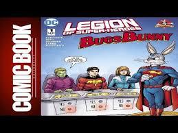 legion super heroes bugs bunny special 1 comic book