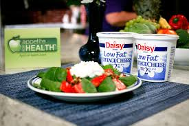 Cottage Cheese Daisy by Low Fat Cottage Cheese Recipes